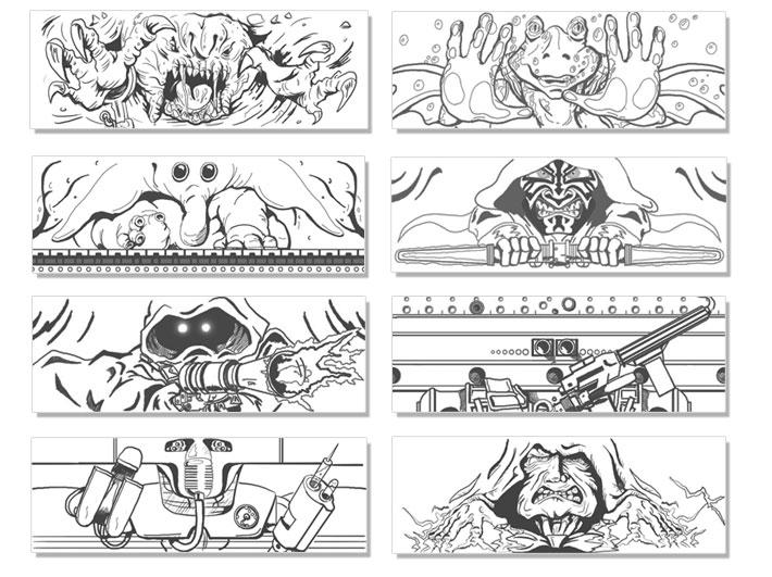 Beanz-Sketches