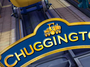 Chuggington Wooden Railway