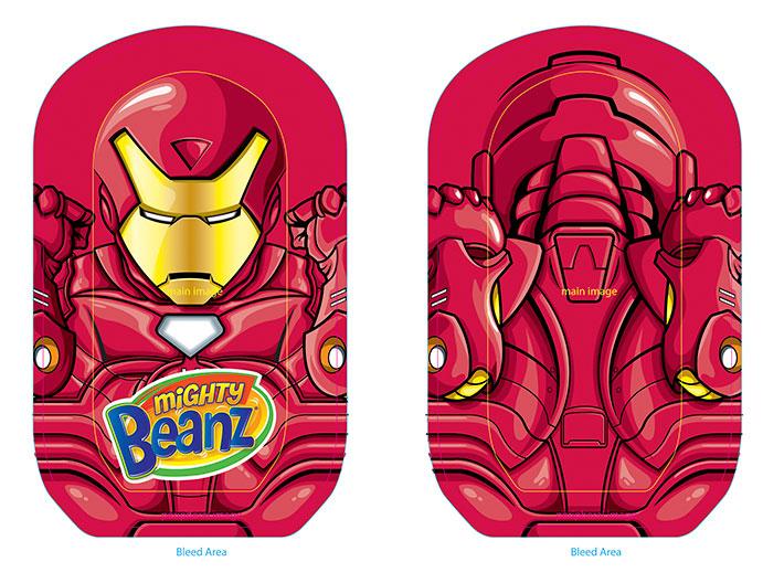 Iron-Man-Tin-Art