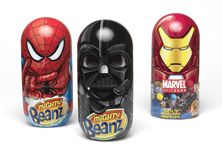 Mighty Beanz Tins [sm]