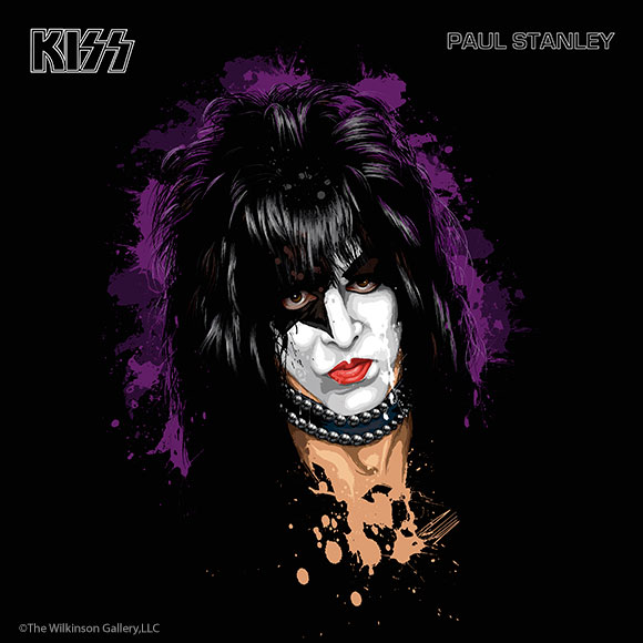 Paul-Stanley_Art