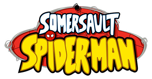 Somersault-Spider-Man