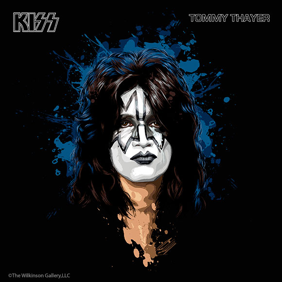 Tommy-Thayer_Art